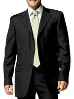 Dry cleaning business suits