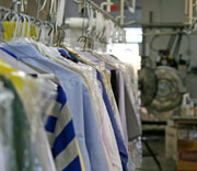 Bouquet Cleaners dry cleaning
